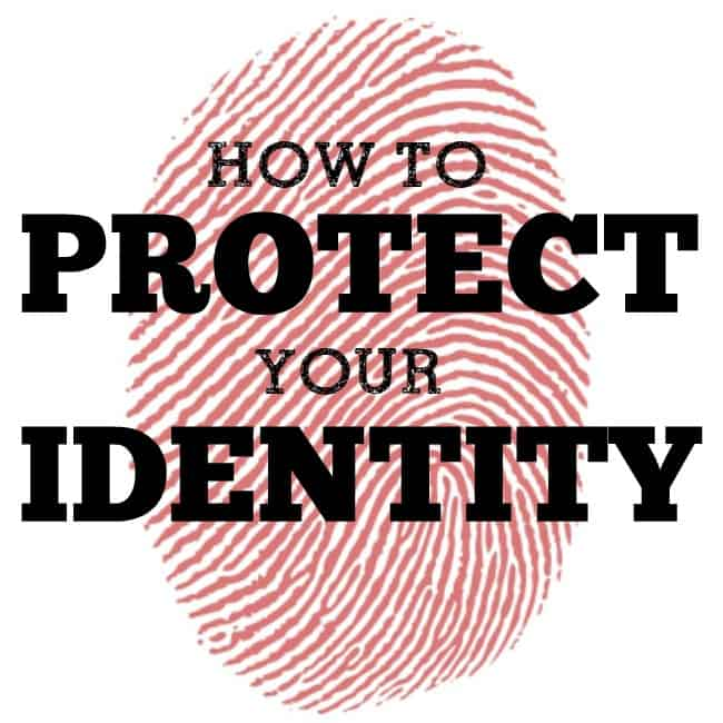 Protect your identity with user checks